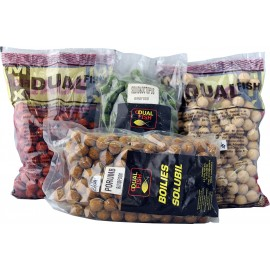 Boilies Solubil 20mm Squid&Capsuni 1kg